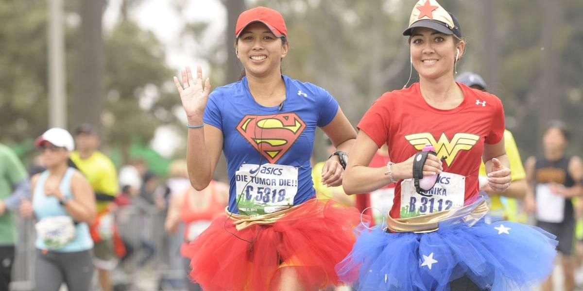 Convocan a todas las mujeres poderosas a unirse al Super Woman 5K