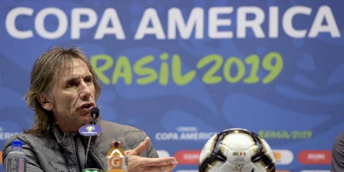 Gareca responde sobre si dirigiría a la selección de Argentina