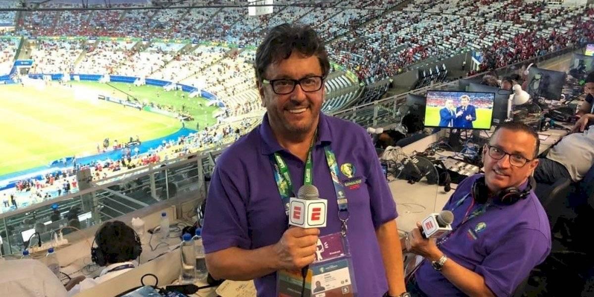 Jorge Ramos anuncia su retiro en plena transmisión