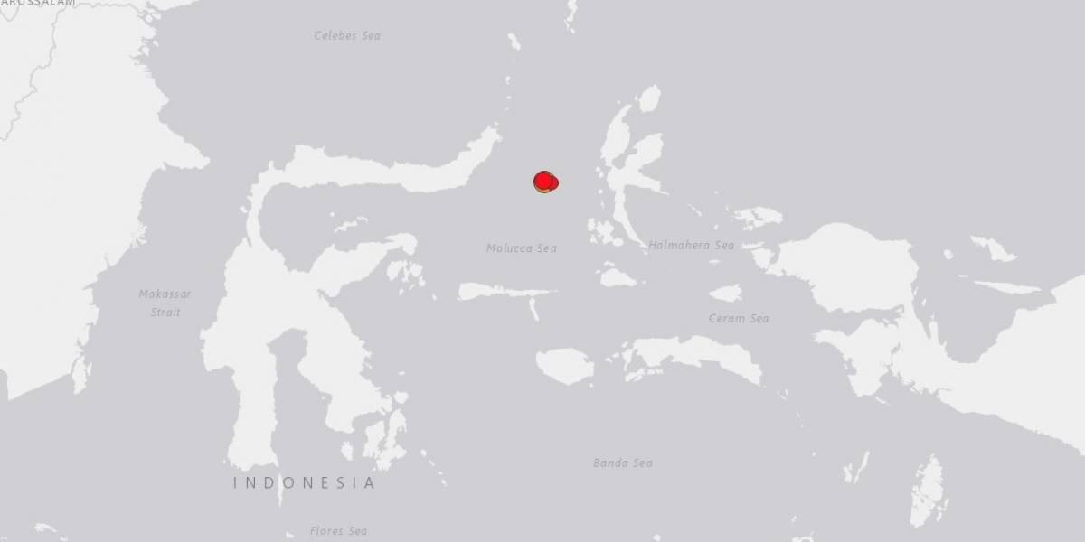 Alerta de tsunami en Indonesia tras un sismo de casi 7 grados