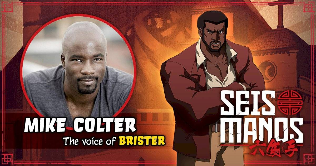 Mike Colter/Seis manos