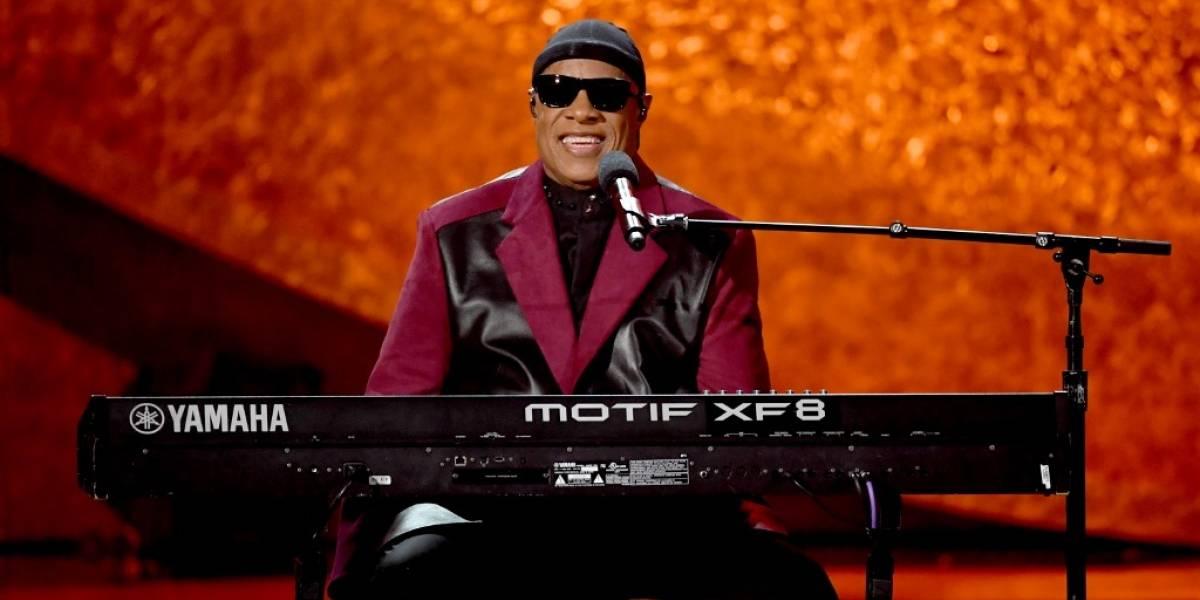 Stevie Wonder será sometido a un trasplante de riñón en septiembre