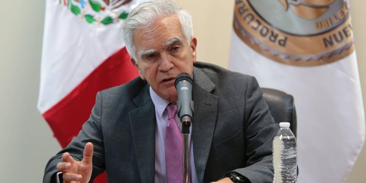 Giran orden de aprehensión contra Ernesto Canales
