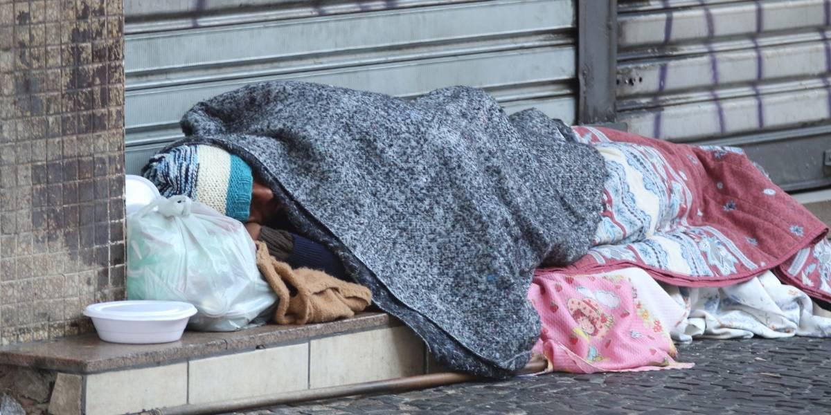 Frio é causa provável de ao menos cinco mortes no Estado de São Paulo