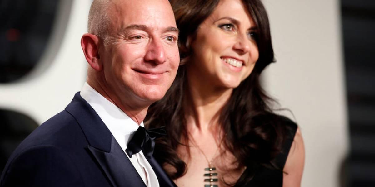 El divorcio del fundador de Amazon se coloca como el más caro de toda la historia