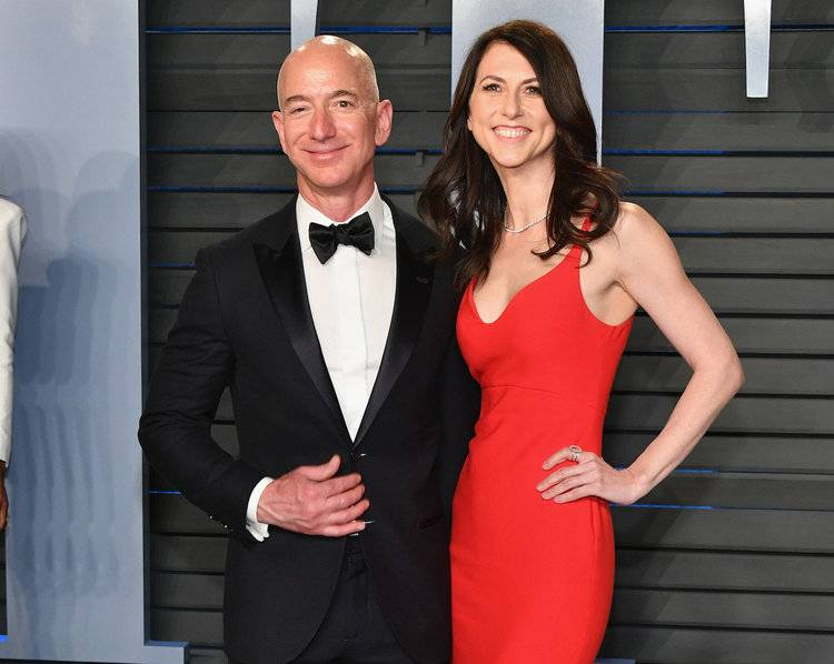 Amazon divorcio