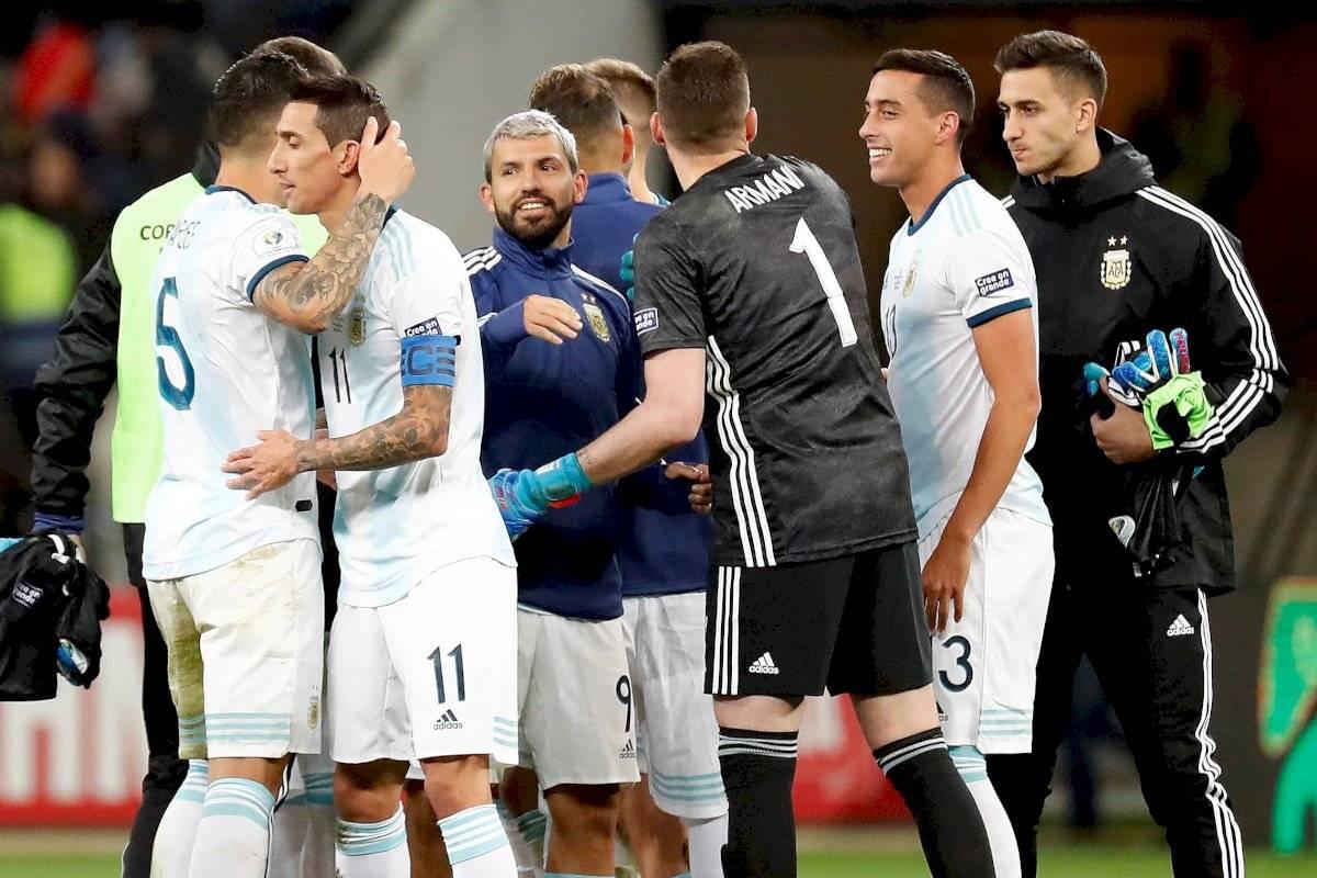 La UEFA asegura que no ha invitado a Argentina a competir en sus torneos EFE