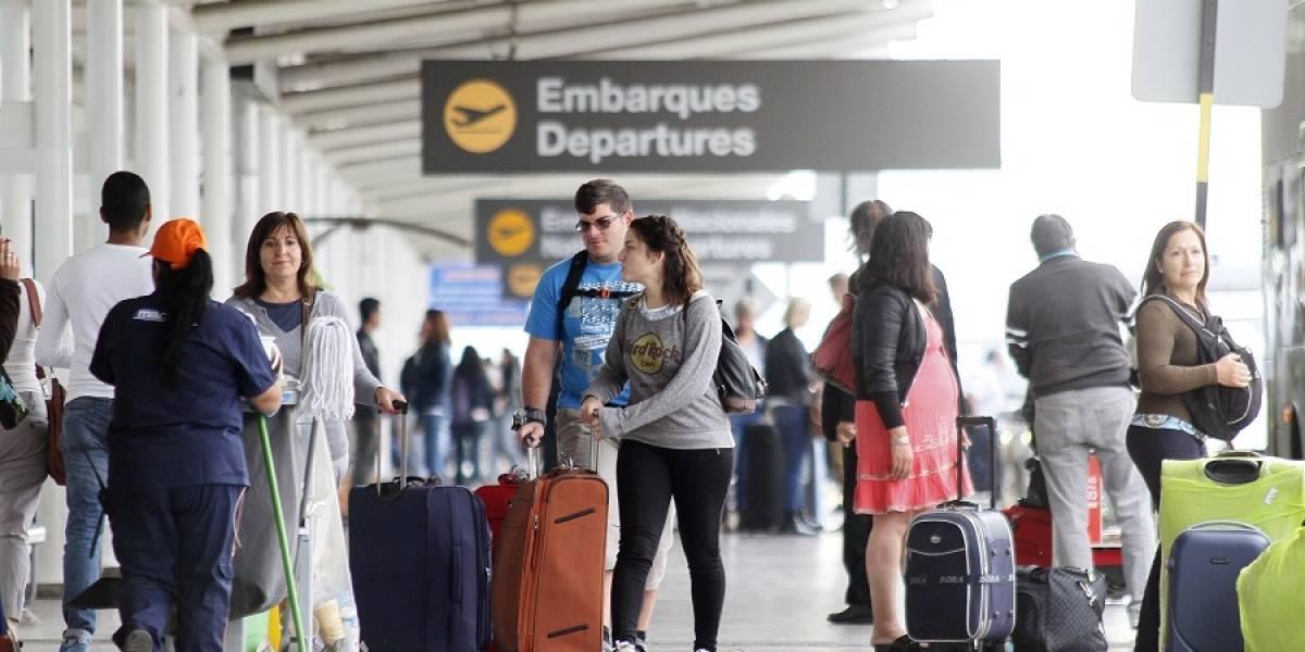 Tráfico aéreo récord en mayo: supera el millón de pasajeros por primera vez en vuelos nacionales