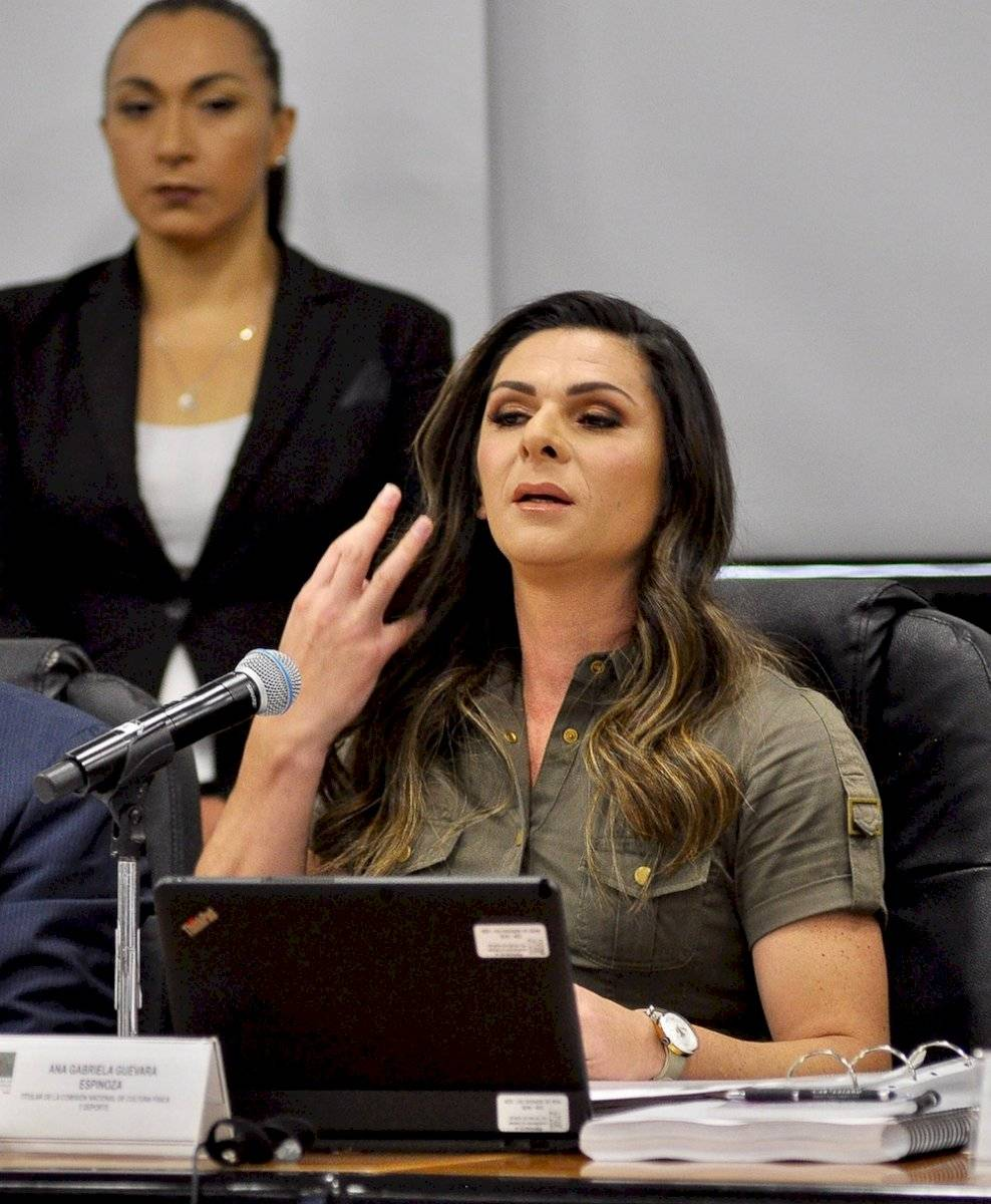Diputado exige la renuncia de Ana Guevara por irregularidades en la Conade