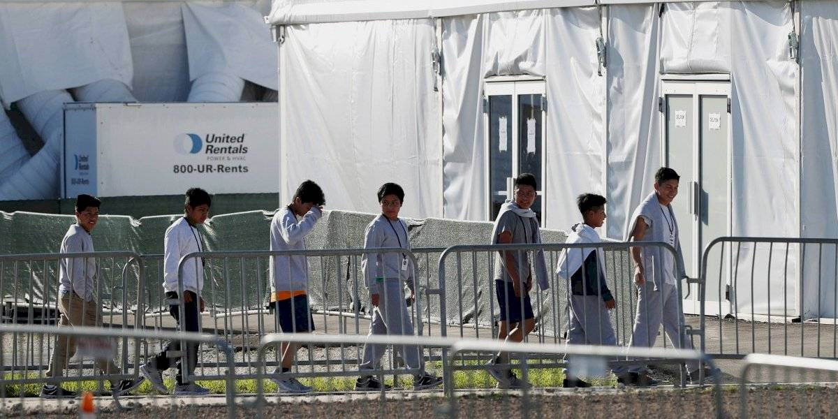 """Los """"campos de concentración"""" para inmigrantes ilegales dividen EEUU"""