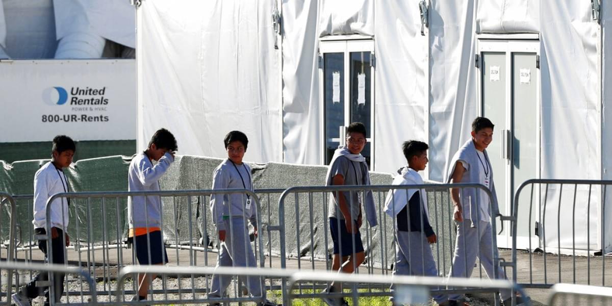Bachelet denuncia condiciones degradantes de migrantes detenidos en EU
