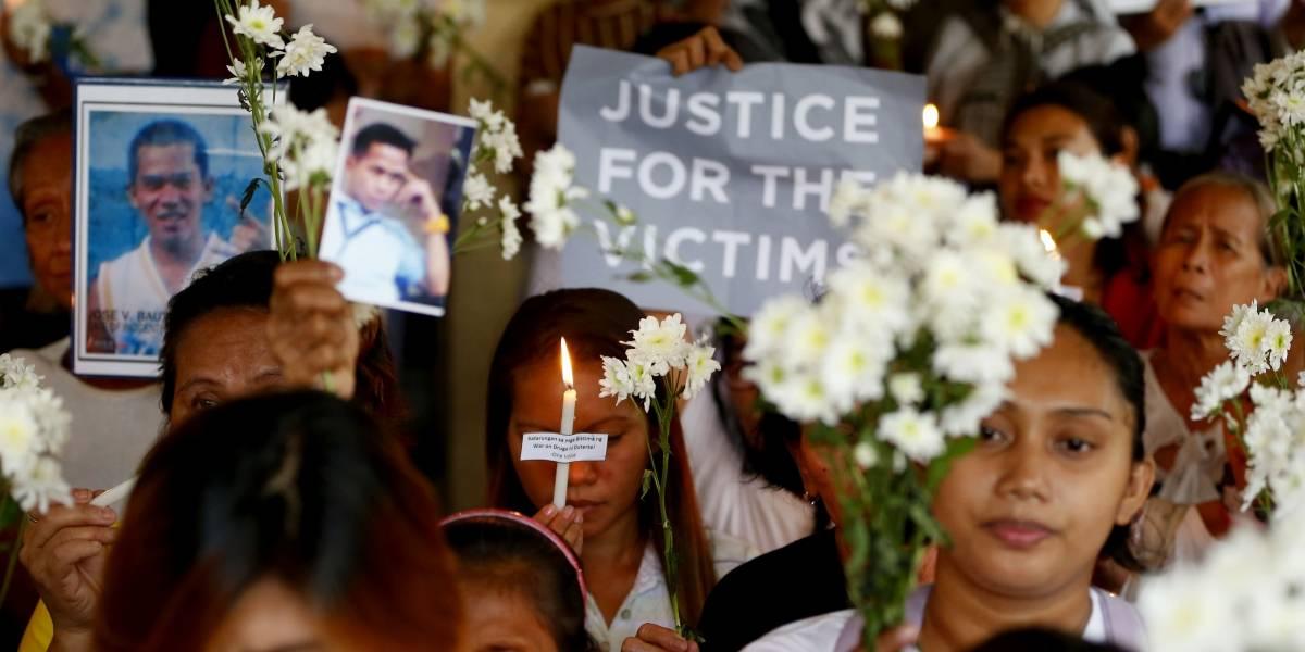 Una masacre constante en Filipinas: al menos 6.600 ejecutados en tres años por campaña anti-drogas de Duterte