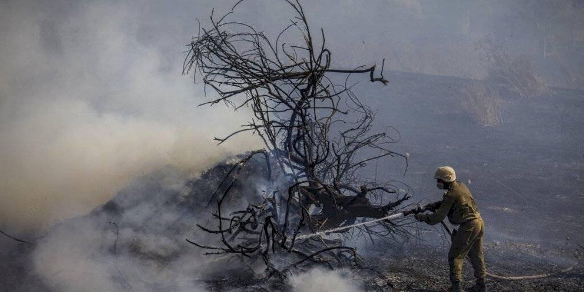 Israel derriba dron que cruza proveniente de Gaza