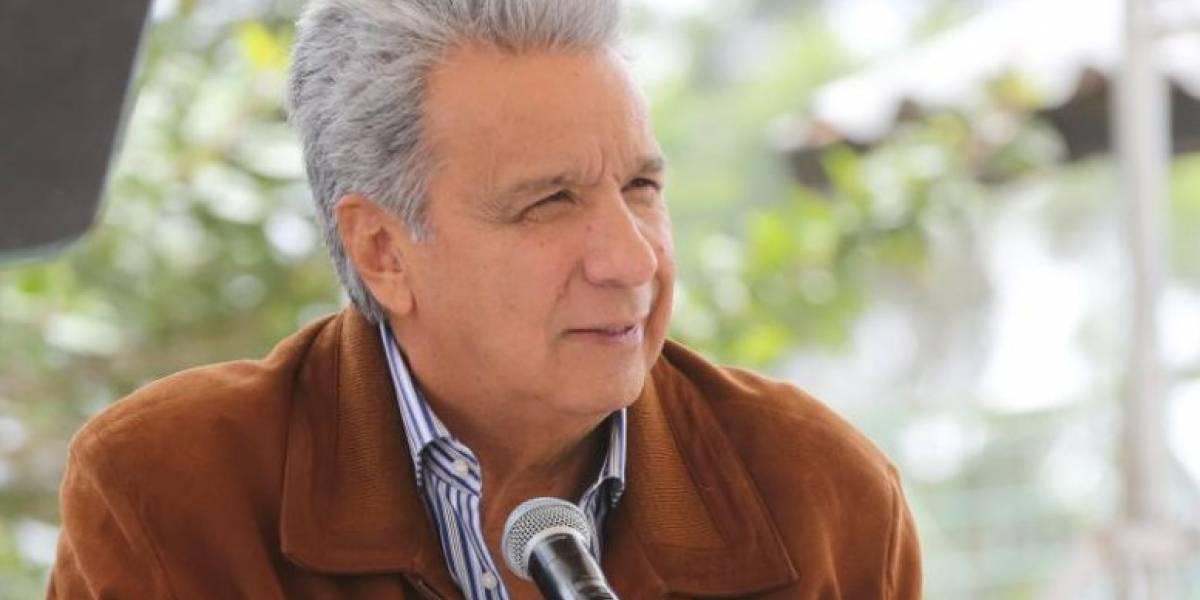 8 de julio: Lenín Moreno viaja a Europa en busca de inversiones