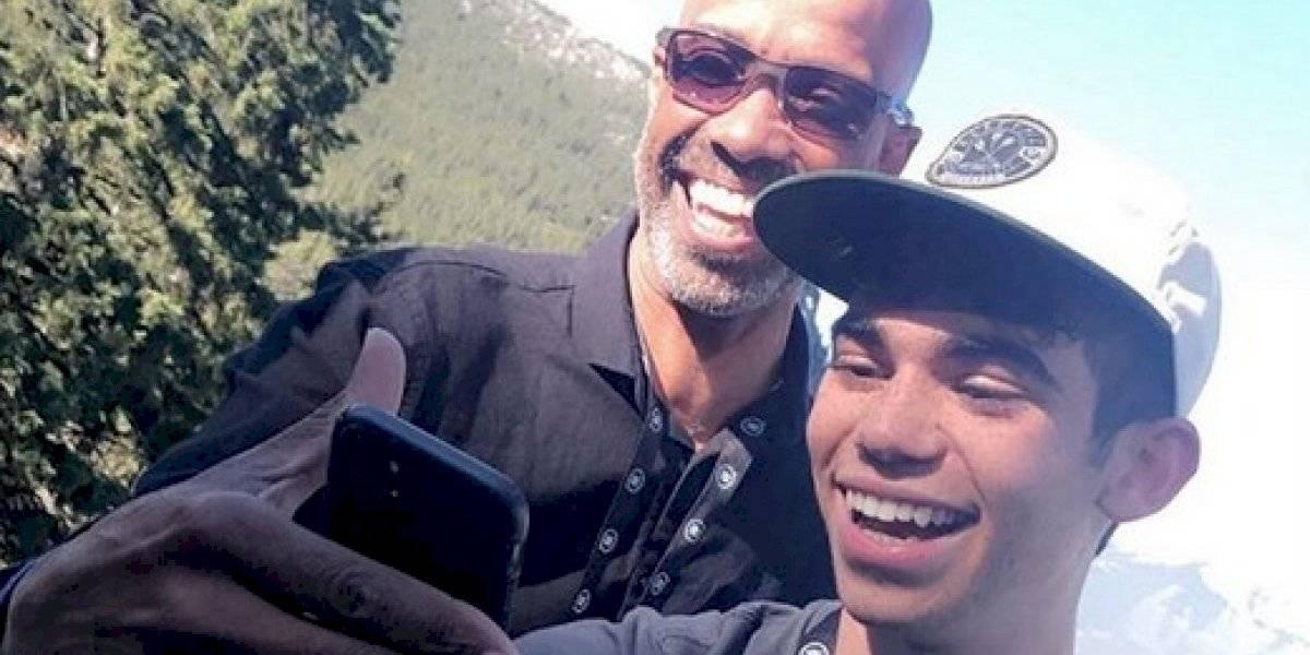 """Padre de Cameron Boyce desconsolado por la muerte de su hijo: es una """"pesadilla de la que no puedo despertar"""""""
