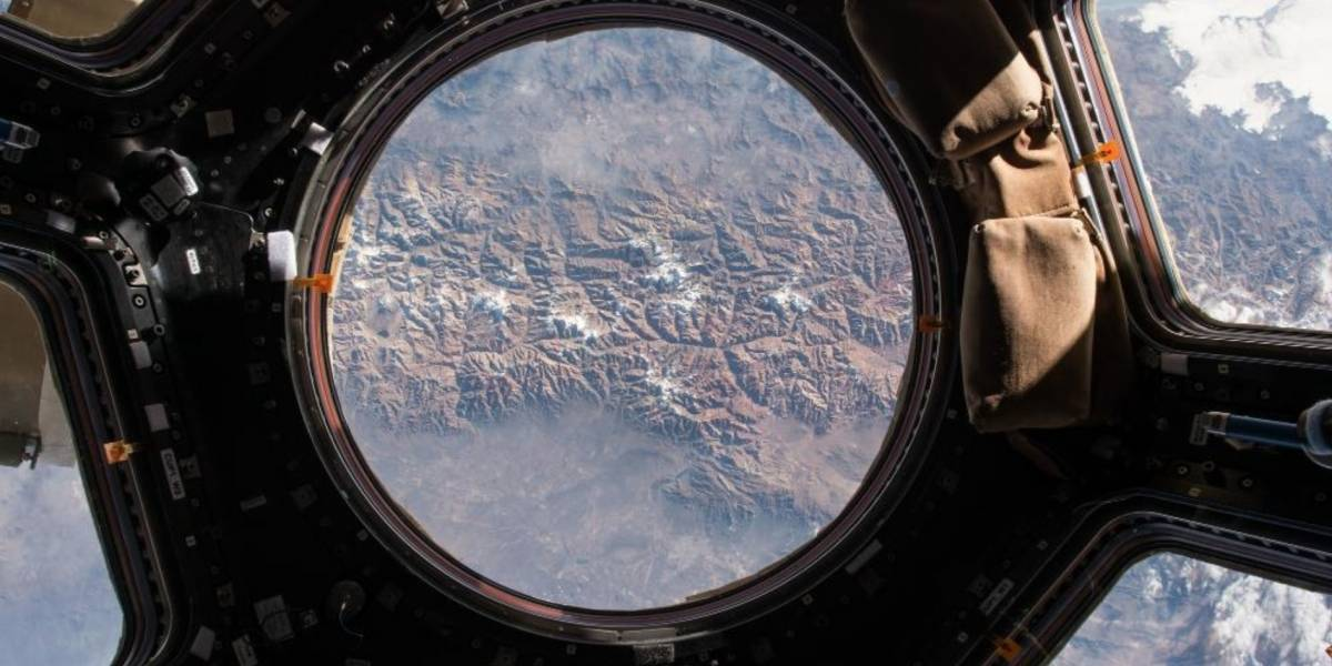 Astronauta da NASA registra fotos impressionantes da Terra desde o espaço