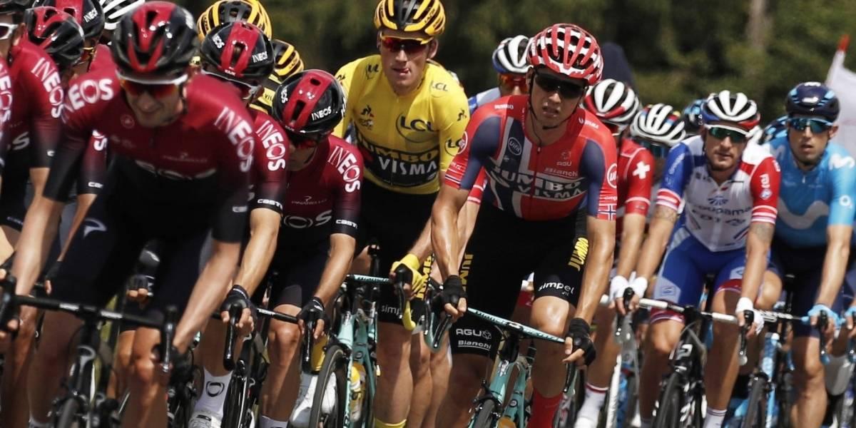 ¡Golpe de autoridad! Alaphilippe dio una verdadera cátedra y se hizo con la victoria en la etapa 3 del Tour
