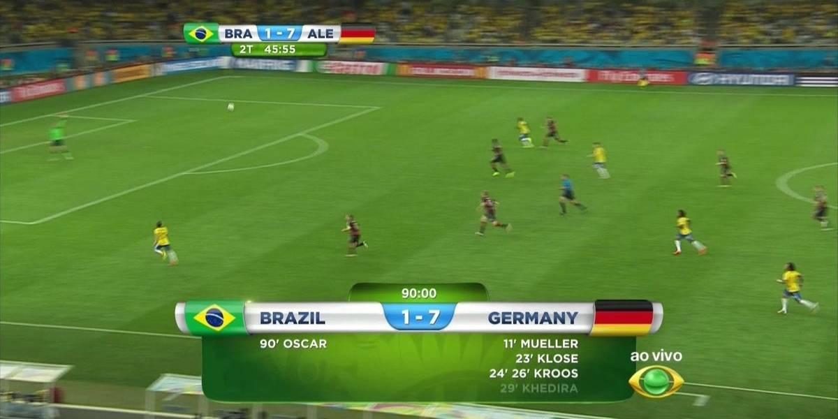 #7x1Day: Brasileiros relembram derrota histórica para a Alemanha, cinco anos atrás