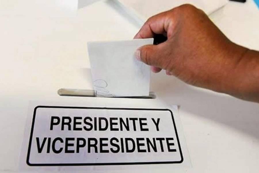 Elecciones generales de 2019. Foto: Publinews