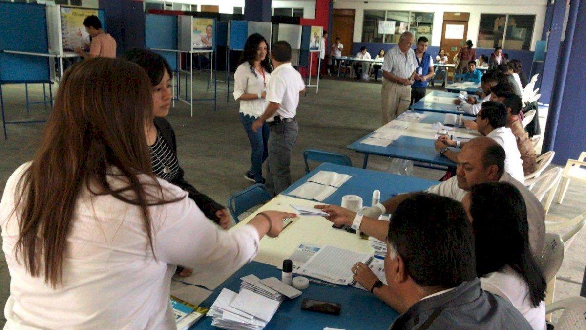 TSE organiza las elecciones generales de 2019. Foto: Edwin Bercián