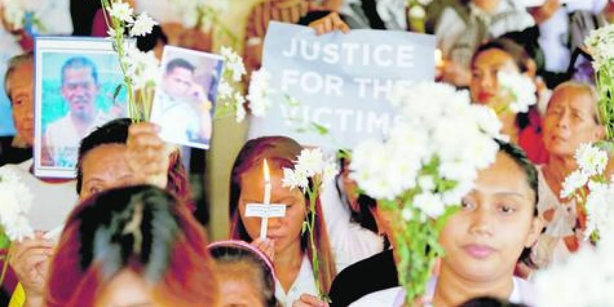 Una masacre en Filipinas por campaña anti-drogas