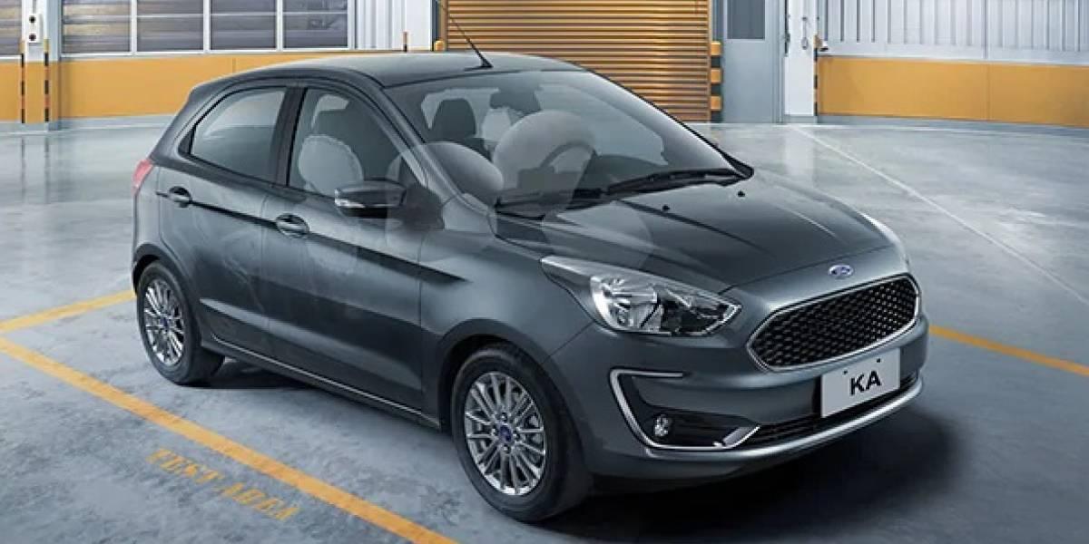 Ford anuncia recall do modelo Ka por risco de incêndio
