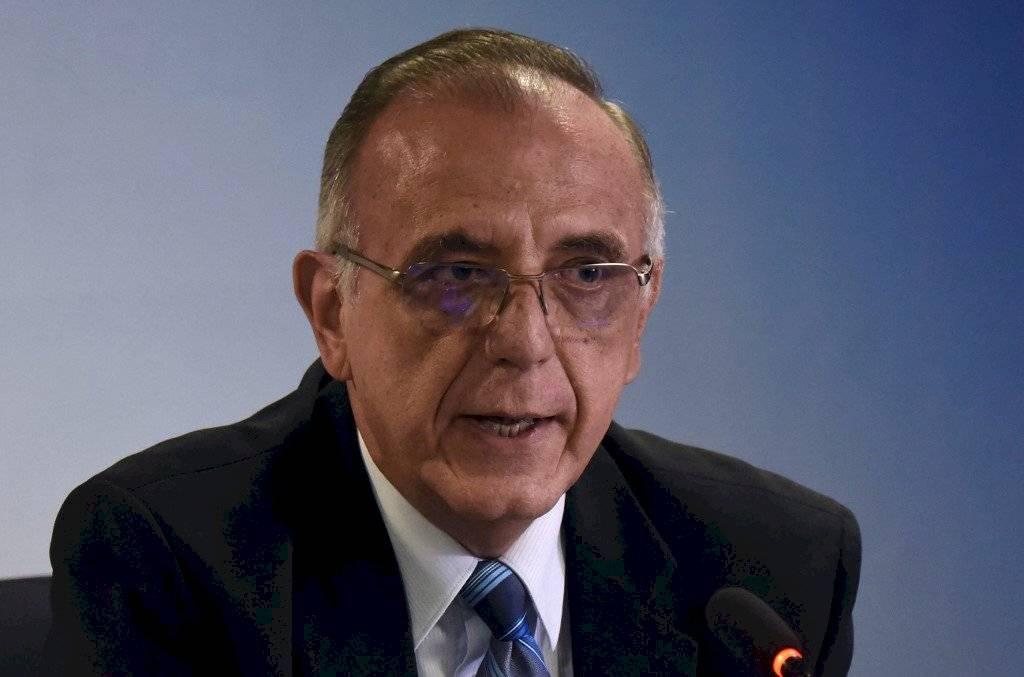 Comisionado Iván Velasquez