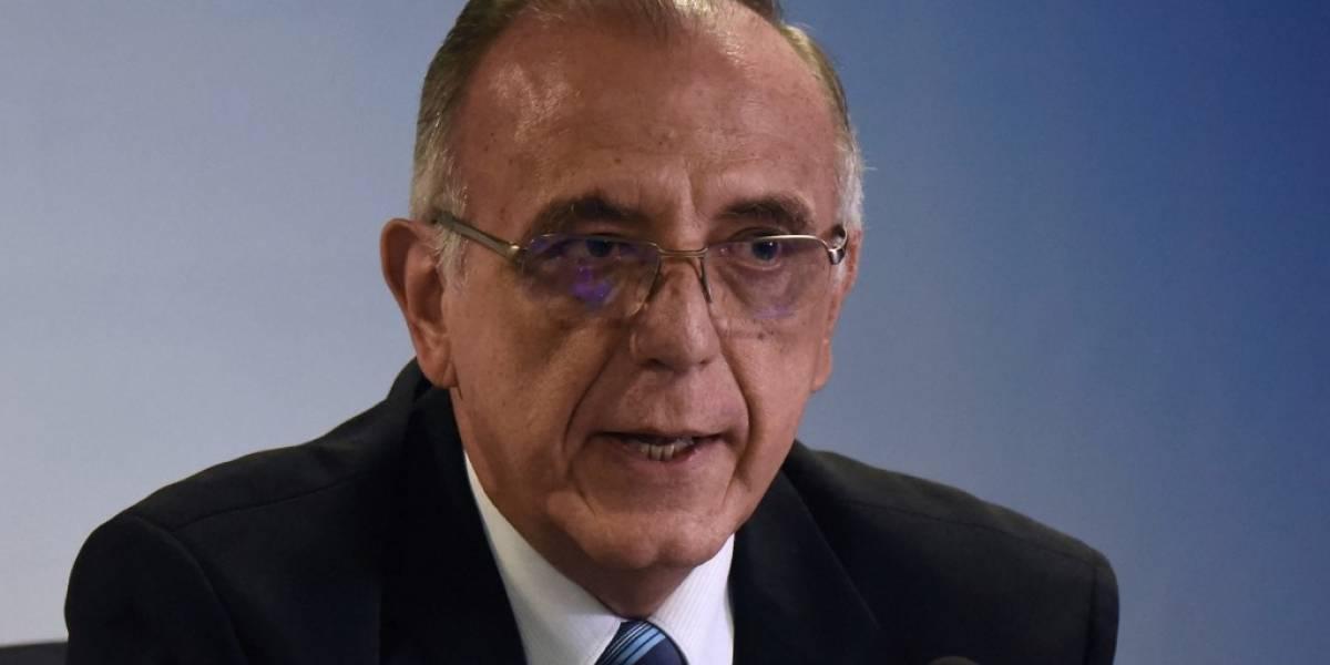"""Iván Velásquez: """"Es el miedo, la necesidad de asegurarse impunidad"""""""