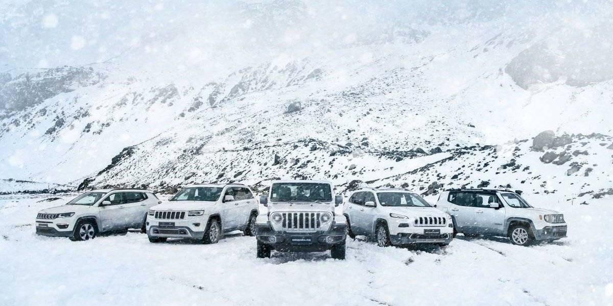 """Jeep celebra el invierno con su temporada 2019 de """"Winter is Jeep"""""""