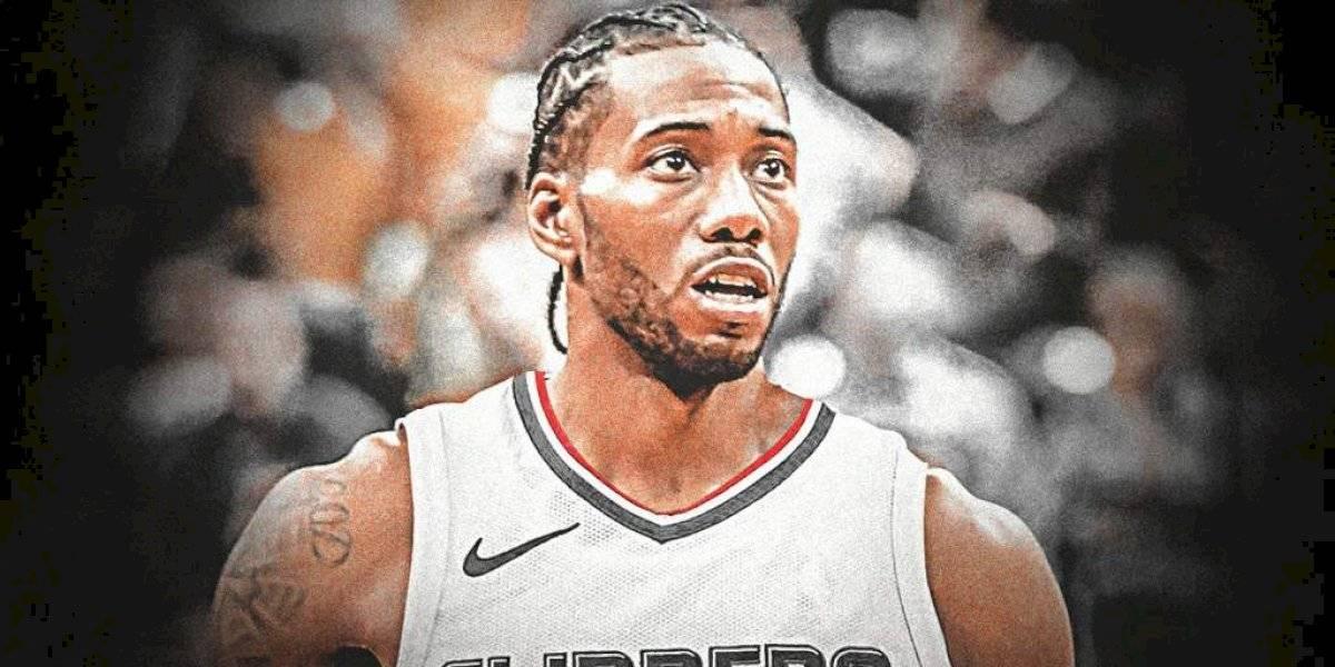 Kawhi firma sólo 3 años con Clippers — Fuentes