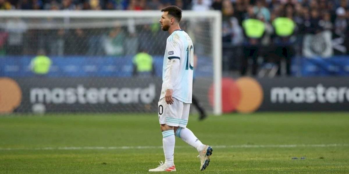 'Messi debe aceptar cuando pierde': Tite