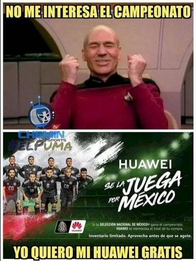 Memes México vs Estados Unidos Copa Oro