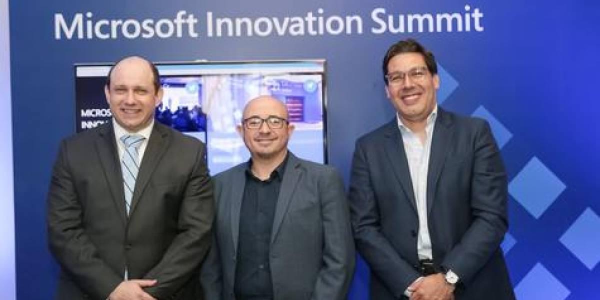 #TeVimosEn: Presentan nueva edición de la cumbre 'Microsoft Innovation Summit'