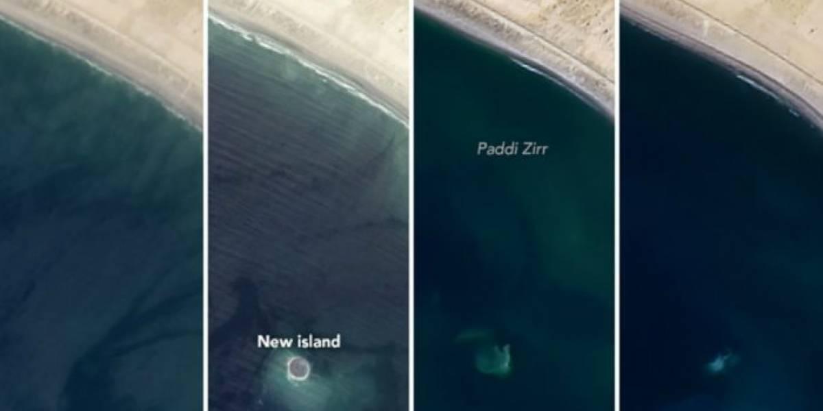 La misteriosa isla que fue 'tragada' por el océano