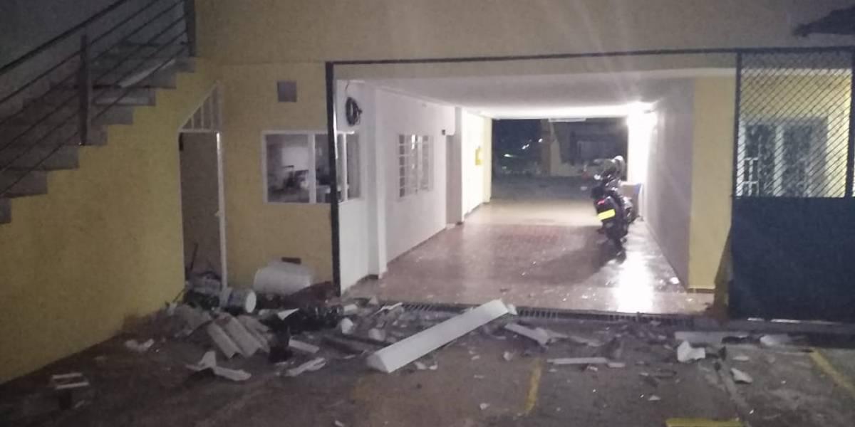 Sede de la Fiscalía en Norte de Santander sufrió atentado
