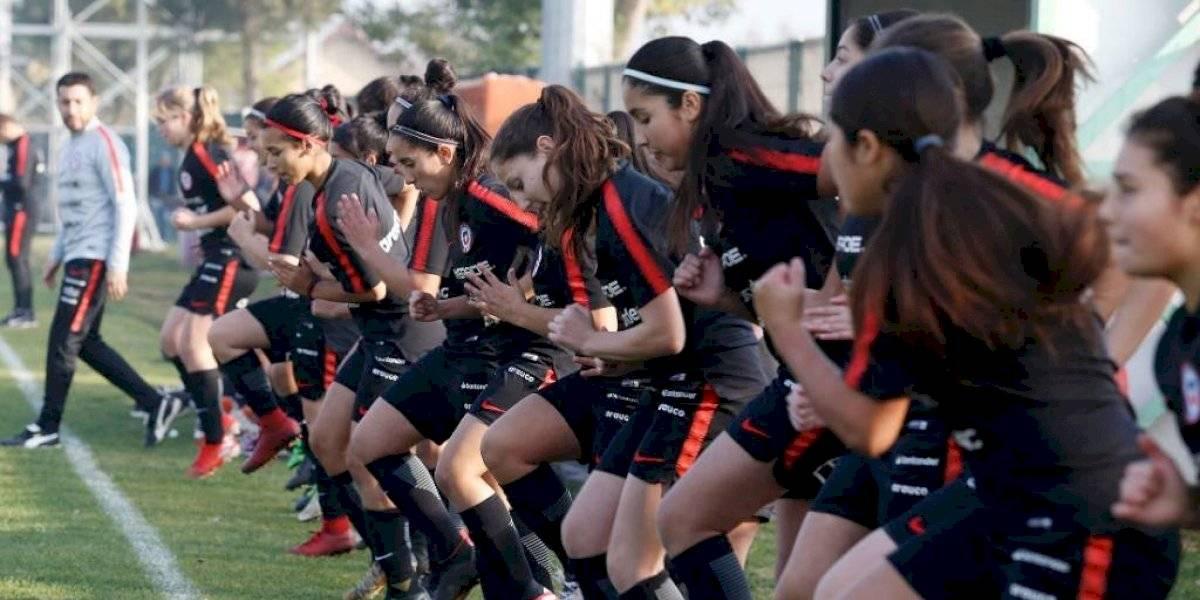 Histórico: La selección femenina sub-17 tendrá su primera gira internacional a Asia