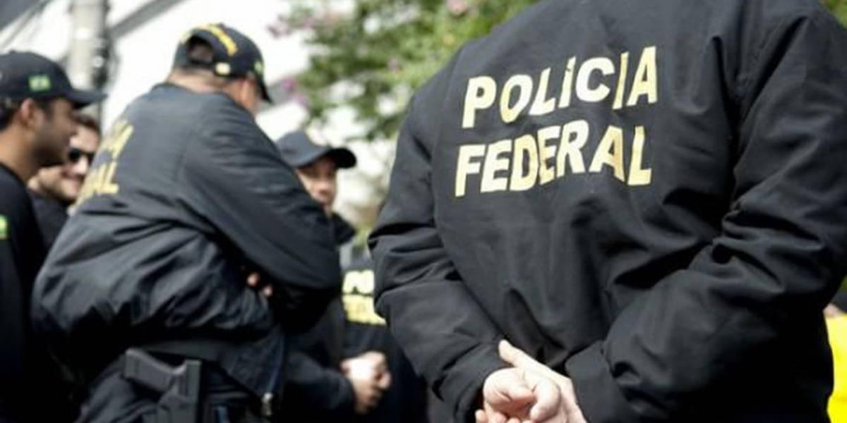 Ação da PF mira em quadrilha que tentou traficar mais de 2,6 toneladas de cocaína