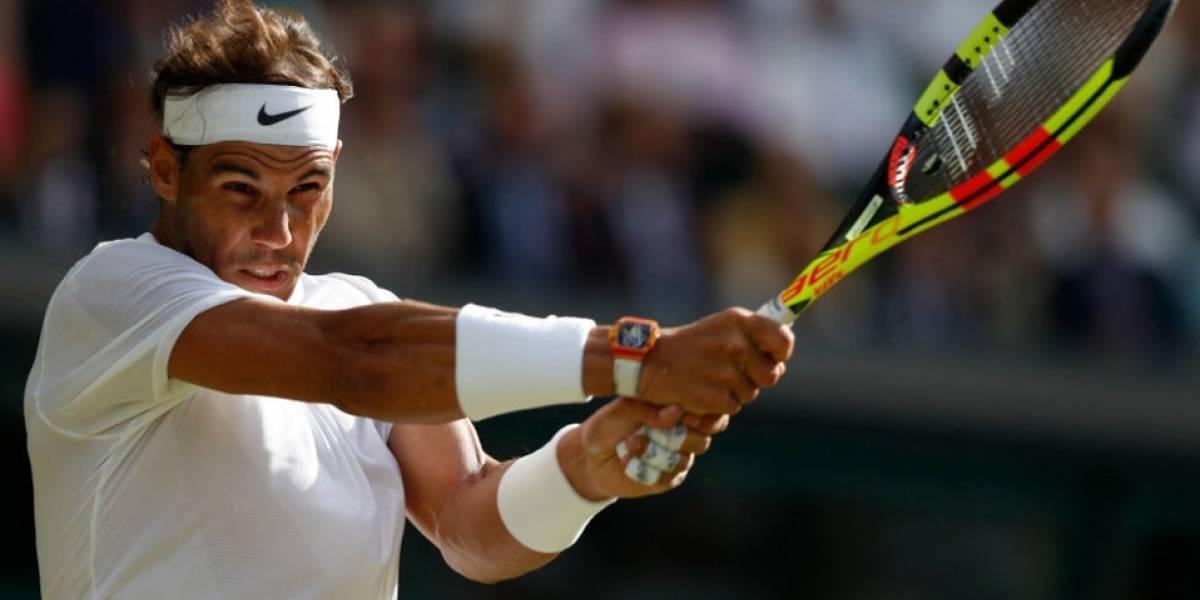Rafael Nadal rompe récords en Wimbledon