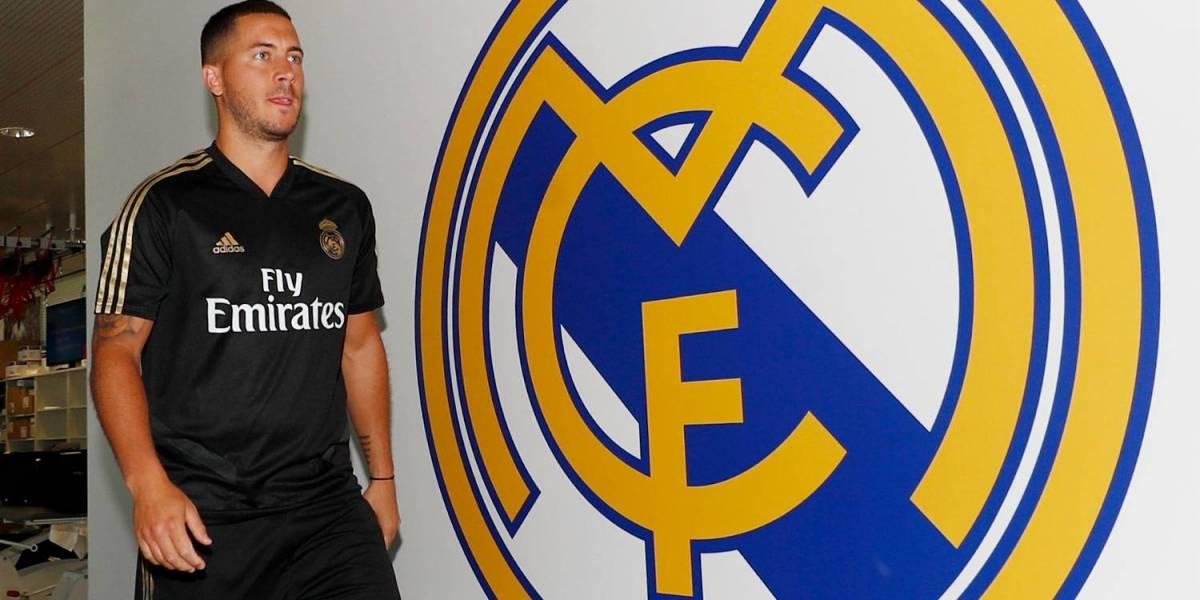 Los jugadores del Real Madrid reportan para la pretemporada