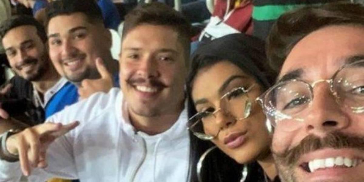 MC Pocahontas está saindo com ex de Anitta, diz colunista