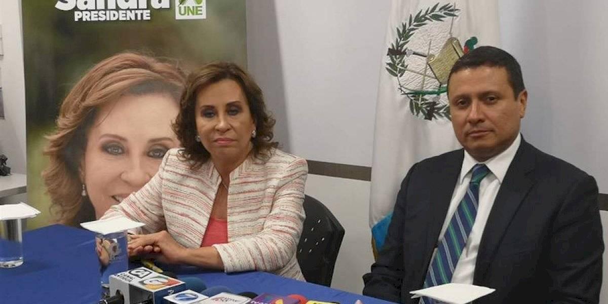 Sandra Torres reitera que declararán lesivo el contrato de adquisición de aviones