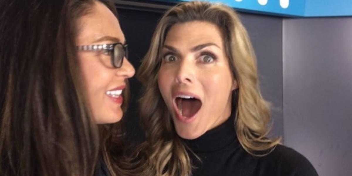 Video: Yolanda Andrade revela que se casó con una mujer