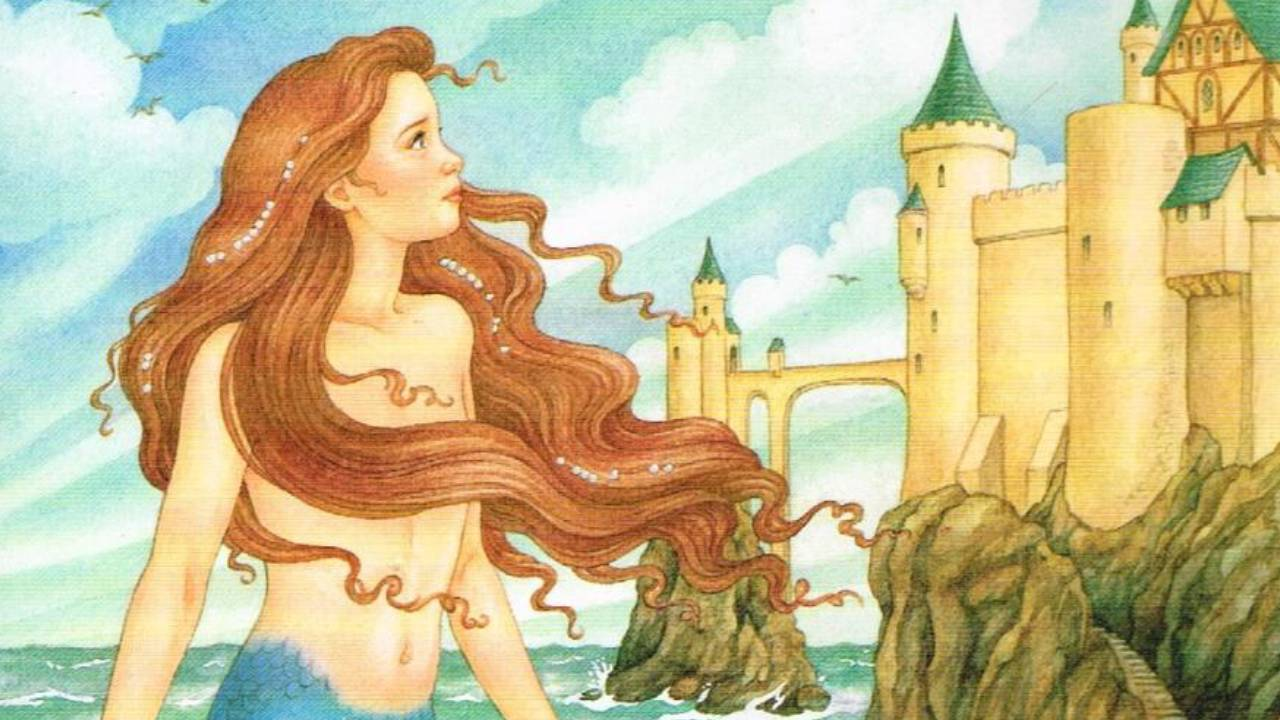 Disney La Sirenita