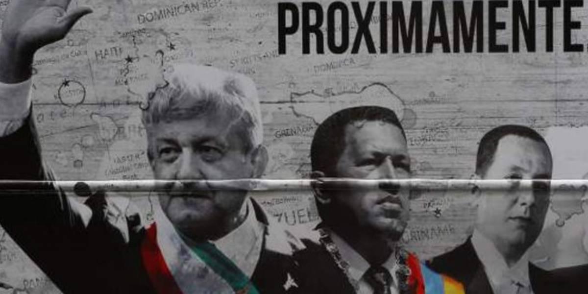 "Multan a serie de Amazon Prime Video ""Populismo en América"""