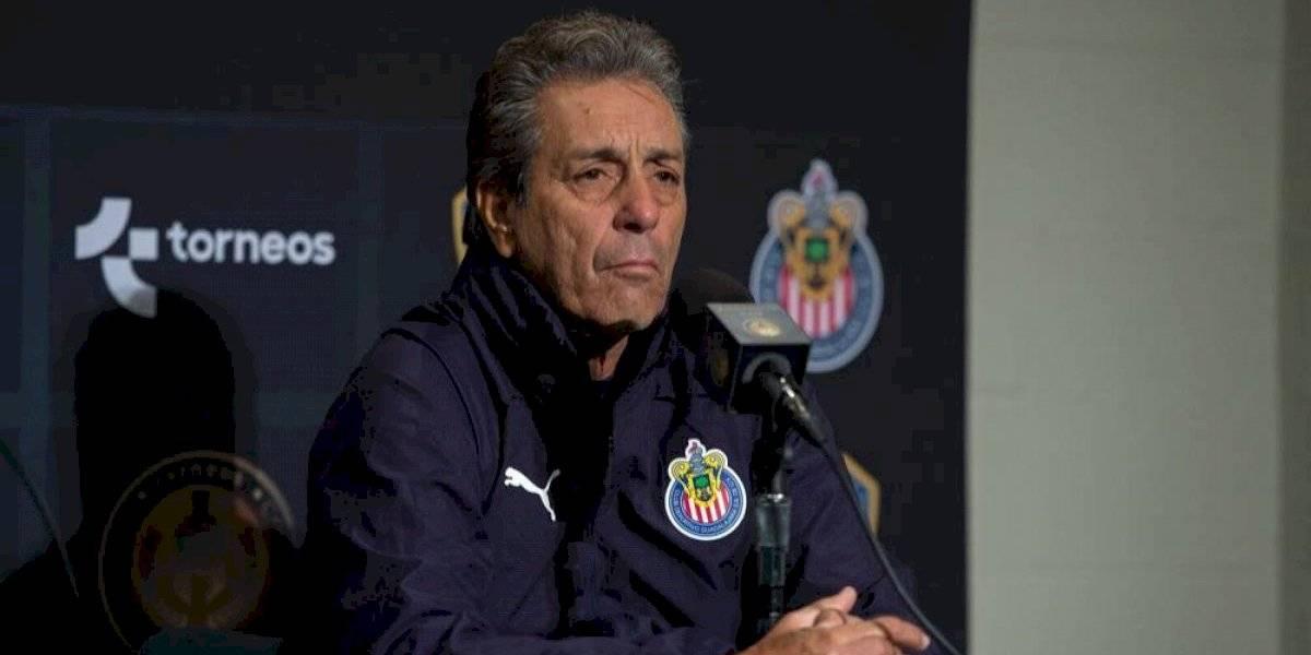 Tomás Boy denuncia poco apoyo de la Federación para Chivas