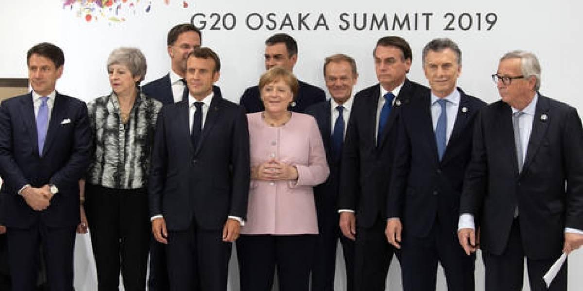UE-Mercosur se convertirá en la mayor zona de libre comercio del mundo