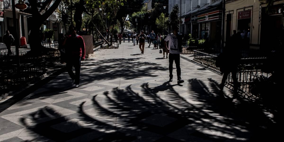 """Cadeneros"" asesinan a un joven en Zona Rosa"