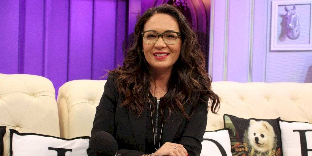 Yolanda Andrade confiesa que se casó con una mujer famosa