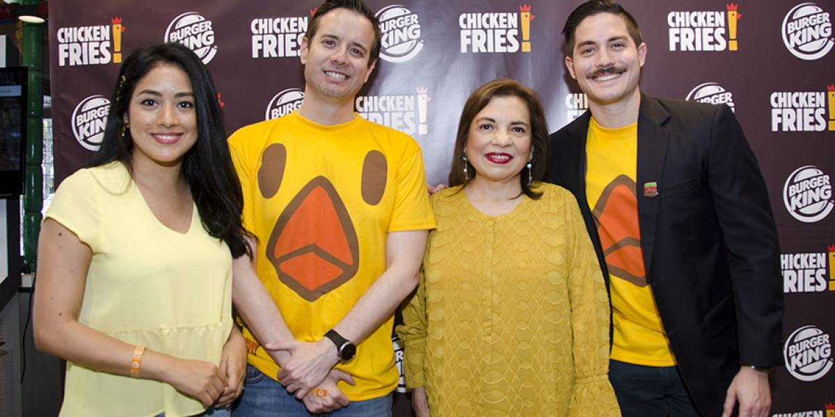 Chicken Fries, una manera diferente de comer pollo
