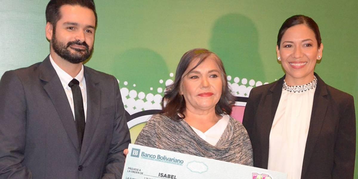 Lotería Nacional entregó USD 3 millones en premios